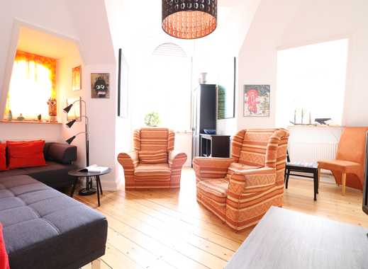 WG geeignete 3 Zimmer Wohnung in der Fußgängerzone