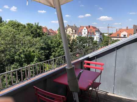 Möbliert: 2,5 Zimmer Top-Wohnung in Top-Lage Schwabing (zunächst auf 1 Jahr begrenzt) in Schwabing (München)