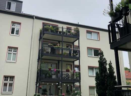 +++NEUBAU+++ Herrliches  Dachgeschoss im Friederikenviertel