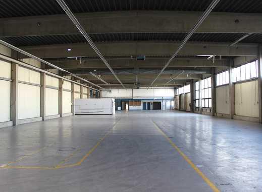 Produktions- & Lagerhalle mit vorgebautem Bürotrakt *PROVISIONSFREI*
