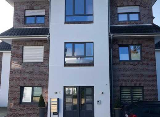 Neuwertige 3-Zimmer-Erdgeschosswohnung mit Terrasse und EBK in Vechta