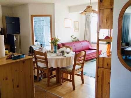 (360°-Rundgang) Möblierte 3-Zimmer-Wohnung mit Balkon + EBK; Mietdauer für 2 Jahre befristet! in Gugelstraße (Nürnberg)
