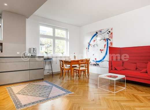 Bright modern Space: Interessantes Apartment mit Loft feeling & fantastischem Design