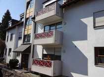 Hübsches Single-Appartement mit Balkon in