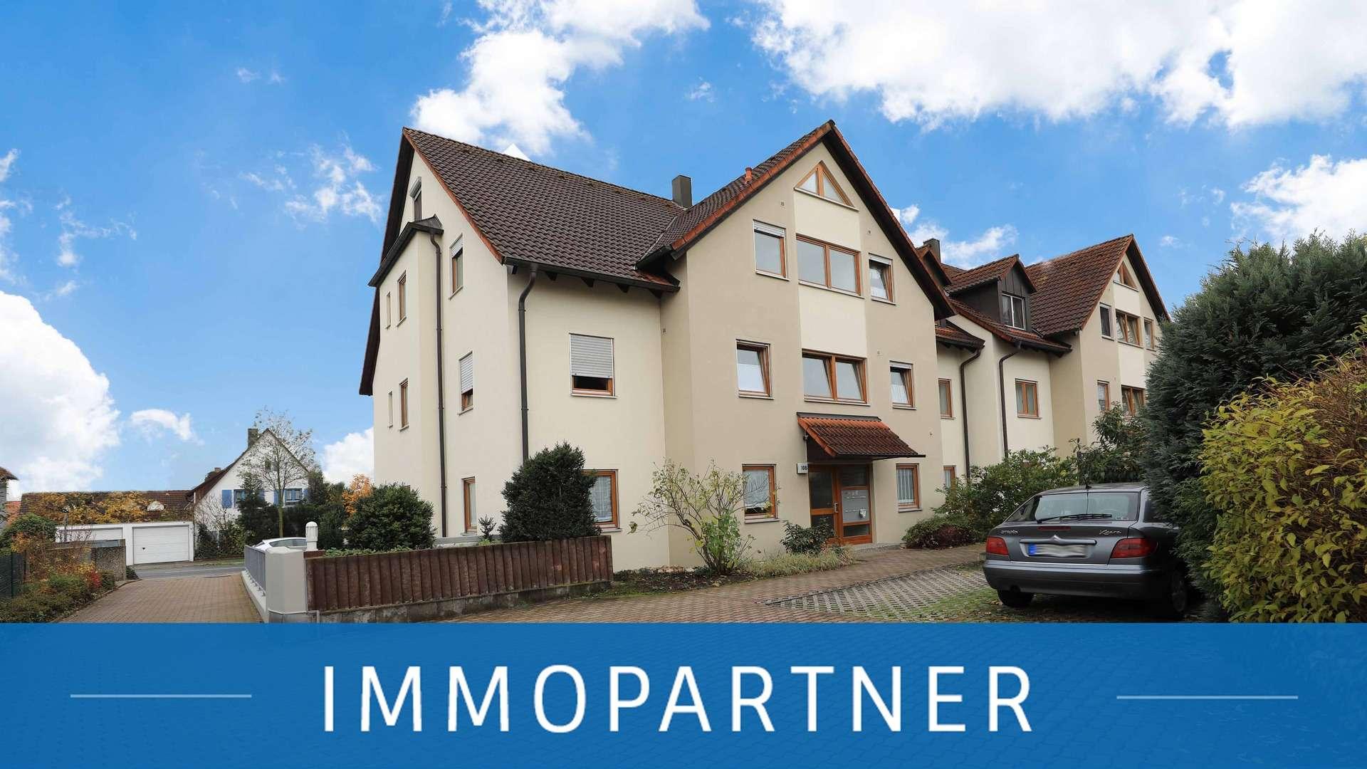 IMMOPARTNER - GLÜCKSGRIFF! in Atzenhof / Burgfarrnbach (Fürth)