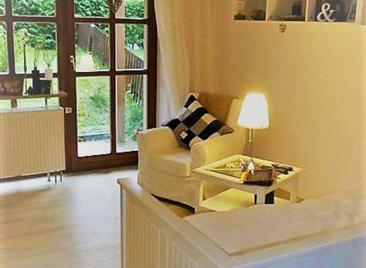 Schöne 1-Zimmer-Wohnung mit Terrasse und Stellplatz!
