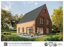 Hochwertiges energieeffizientes Neubau Komplettpaket in