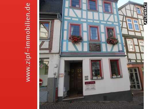 **Büro- oder Praxisfläche zentral in der Altstadt von Gelnhausen-Stadt**