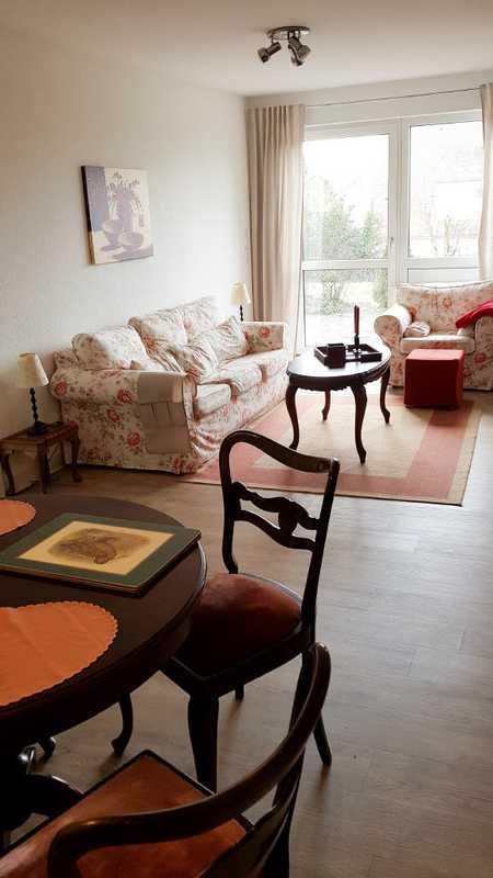 Elegante Wohnung mit hochwertigem Interieur in Bad Kissingen