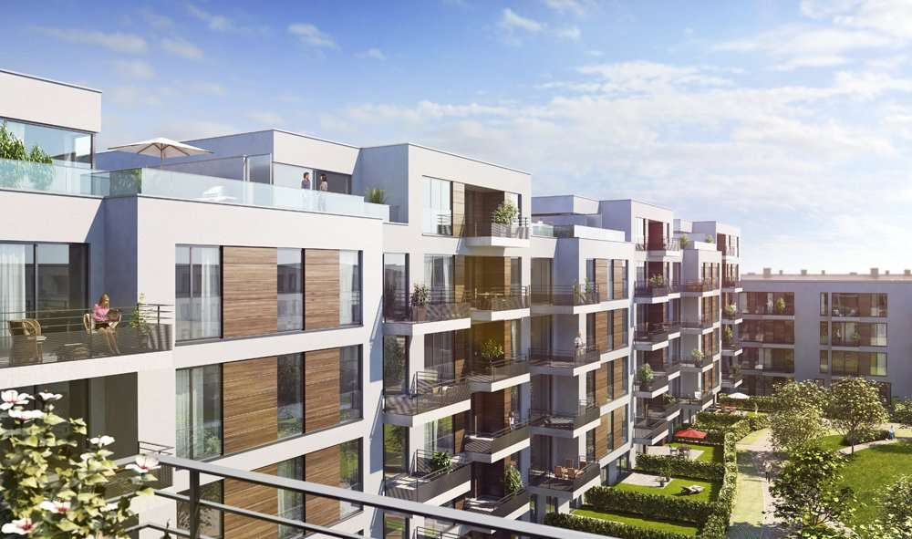 Exklusive, neuwertige 2-Zimmer-Wohnung mit Balkon in Neuhausen, München in Neuhausen (München)