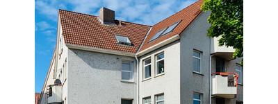 4-Zimmer-Wohnung im Dachgeschoss in Mindener Innenstadt - Wohnberechtigungsschein erforderlich