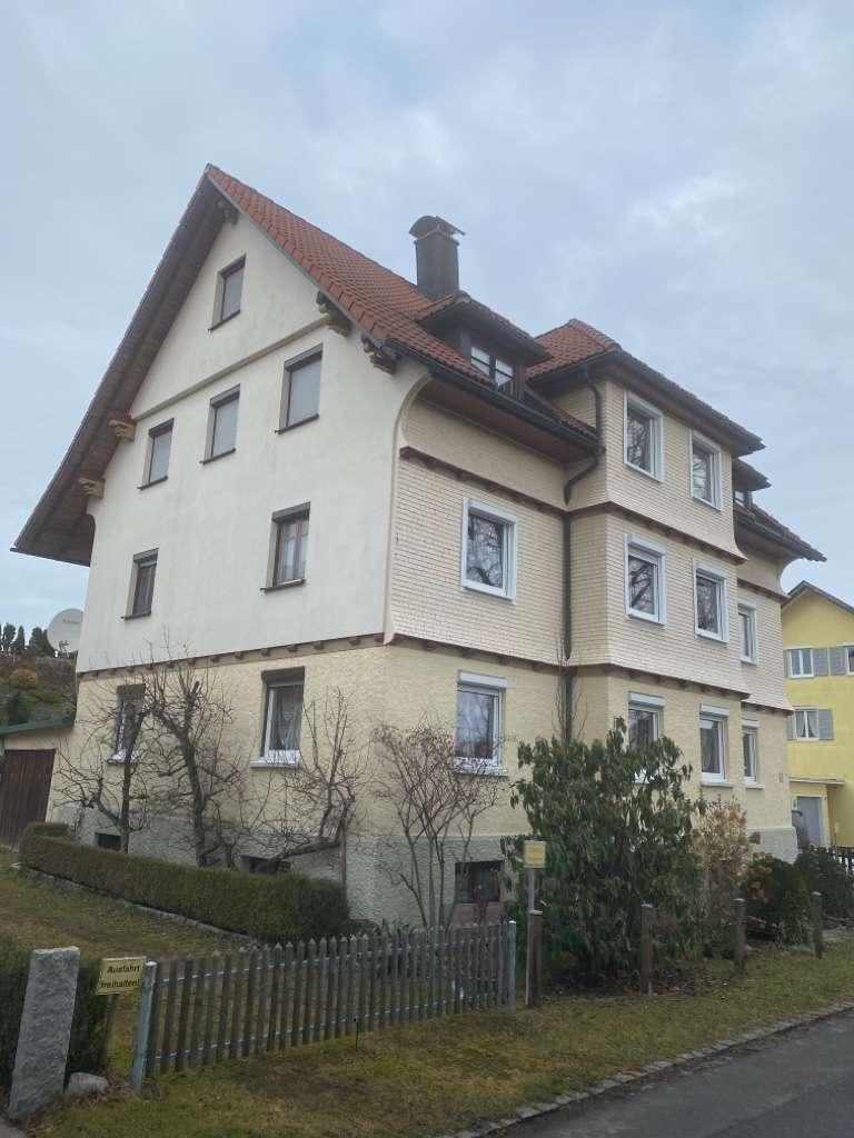Praktische 3-Zimmer-Wohnung in ruhiger Lage in Scheidegg in Scheidegg