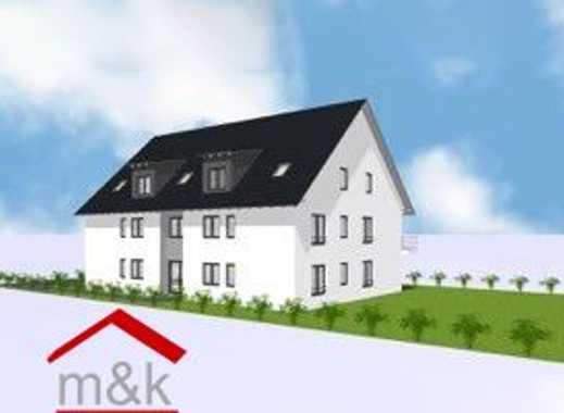 Butzbach Griedel: Neubau 4-Zimmer-Wohnung, Erstbezug! Balkon, PKW-Stellplatz, Kfw 55