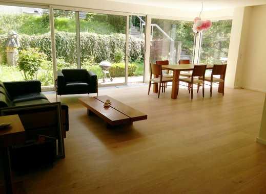 Top ruhige Waldrand-Lage S-Botnang: Stylishes 1-3 Familienhaus mit Traumgarten, ELW und Doppelgarage