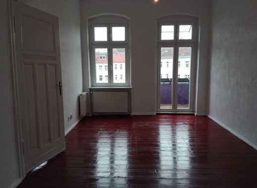 Wedding! 3-Zimmerwohnung - Laminat - modernes Bad - Balkon - WG - ca. 90m² - 1.299€ + HK