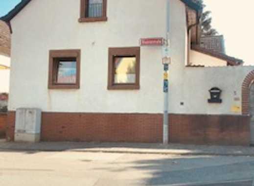 Freistehendes Einfamilienhaus Mainz Laubenheim, geeignet für den Heimhandwerker