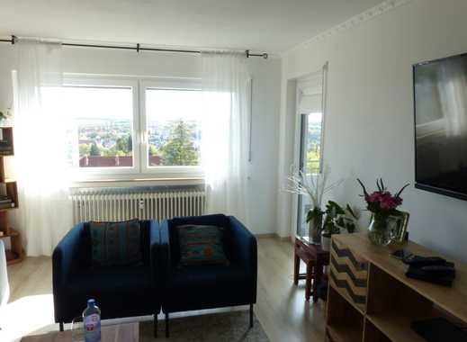 Helle, renovierte 3,5 Zimmer Wohnung in Würzburg, Lengfeld