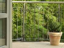 Luxuswohnung mit 3 Balkonen in