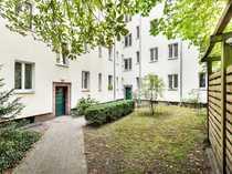 Vermietete DG-Wohnung mit Terrasse in