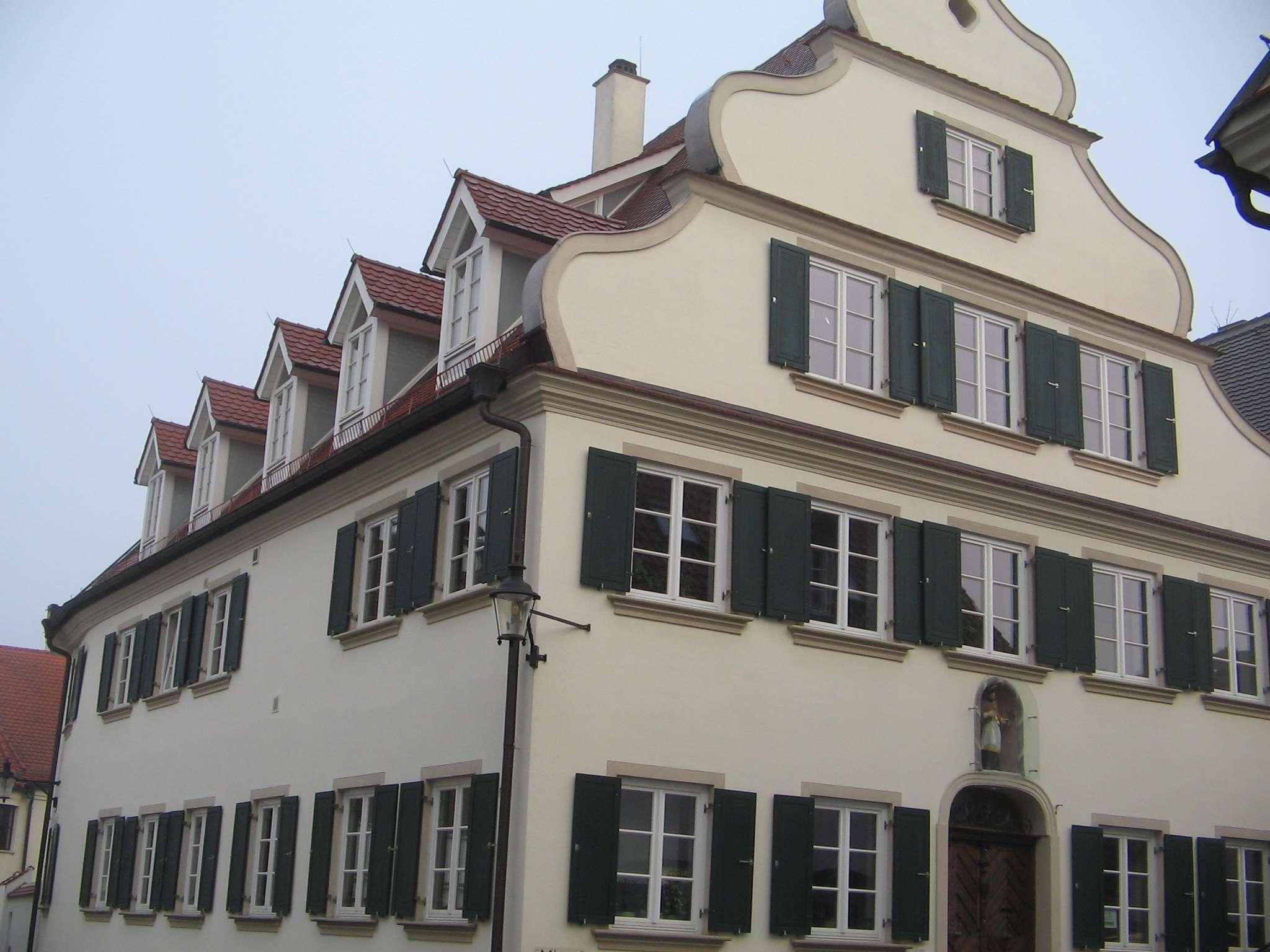 2 Zimmer Wohnung in Günzburg inkl. Doppelparker und Kellerraum in Günzburg