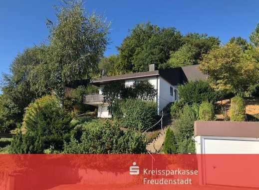 Stilvolles Einfamilienhaus - wohnen mit bezauberndem Ausblick in Horb-Ihlingen