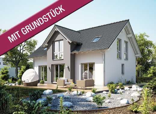Architektenhaus mit besonderer Ausstrahlung! - Wohnen am Rande von Weixdorf mit Südgarten