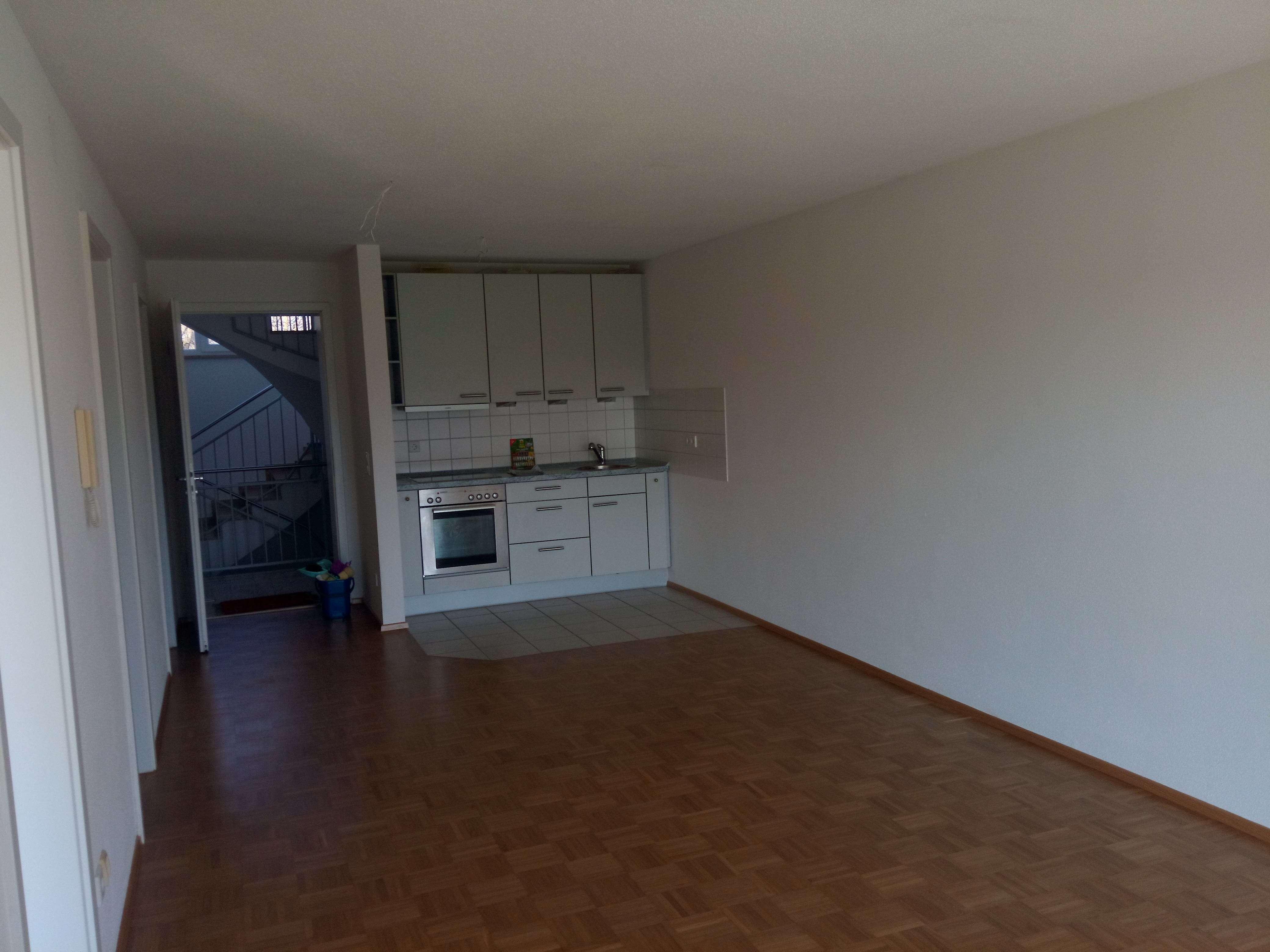 Stilvolle, gepflegte 2,5-Zimmer-Wohnung mit Balkon in Hallbergmoos in