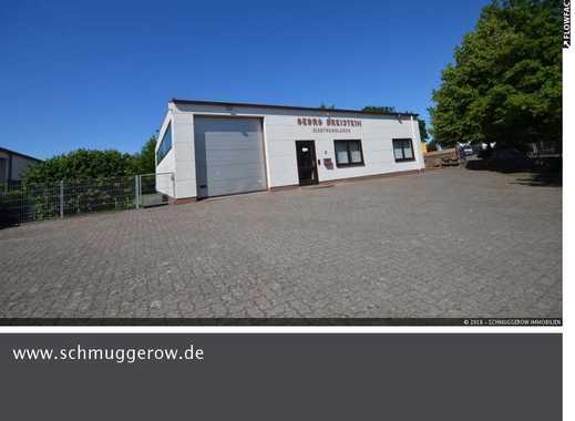 SCHMUGGEROW IMMOBILIEN - Büro und Lagerhalle in Appen