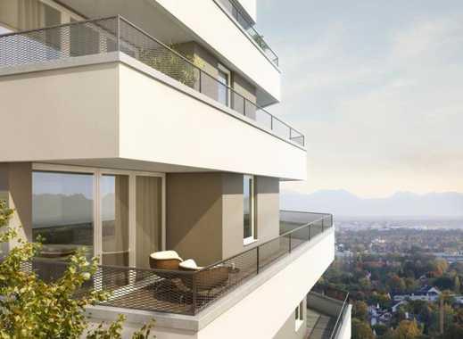 Von privat: Elegante, stylische 2-Zimmer Wohnung mit Panoramablick am Rienzipark