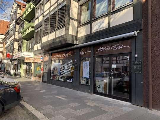 renoviertes Ladenlokal - Innenstadtlage am Wochenmarkt