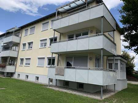 Großzügige 3 ZKB mit Balkon im 1. OG in Mindelheim
