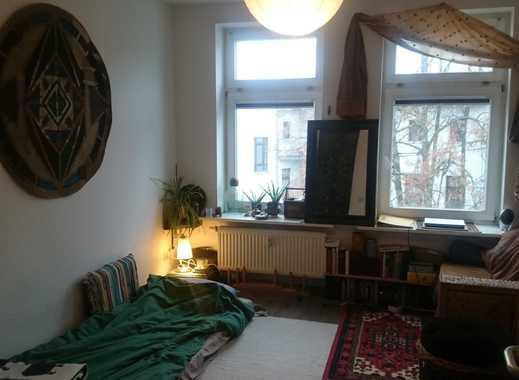 Entspannte WG sucht Mitbewohner/in in WG mit 2 Balkonen mitten in Stadfeld Ost!