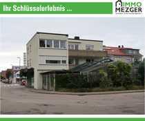 Wohnhaus und Gewerbeeinheit mit Garage