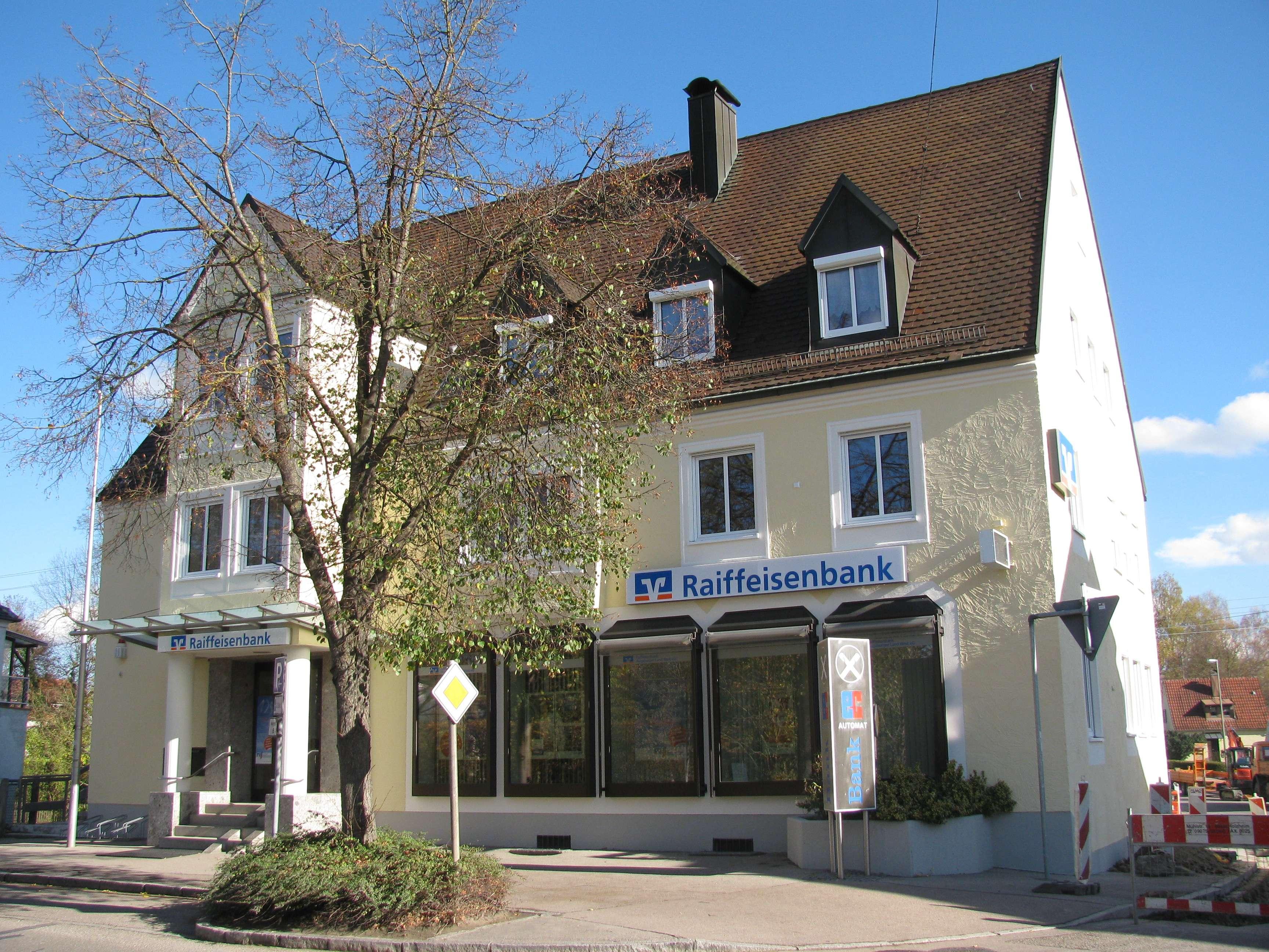 Schöne große 170 qm Wohnung/Büro in Dinkelscherben