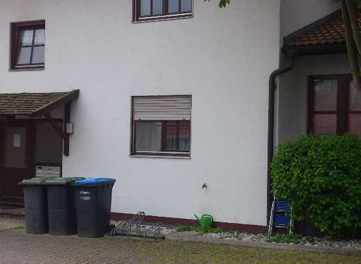 Gepflegte 3-Zimmer-EG-Wohnung mit Garten in Kolbermoor