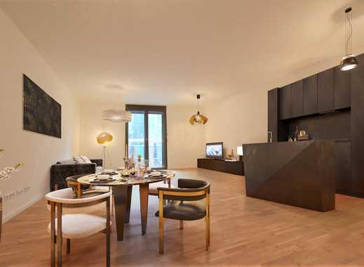 ImmoVerk bietet an:  Möbilierte 2-Zimmerwohnung im historisch rekonstruierten DomRömer-Quartier