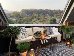 Dachterrasse Visualisierung