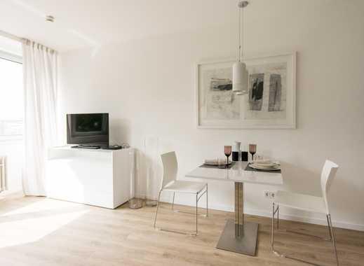 Köln-Zollstock: Helle & Moderne WG-Wohnung für 2 Mit voll ausgestatteter Einbauküche!