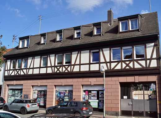 SOLIDE KAPITALANLAGE # Wohn-und Geschäftshaus in Frankfurt-Schwanheim # PROVISIONSFREI