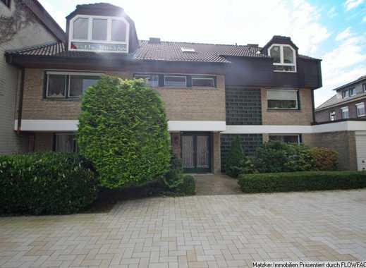 Einfamilienhaus auf der Etage mit einladend, großer Dachterrassse