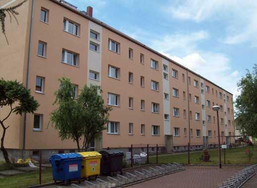 3-Raum-Wohnung in grüner Lage