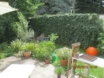 Offene Wohnung mit Garten in Seeheim-Jugendheim