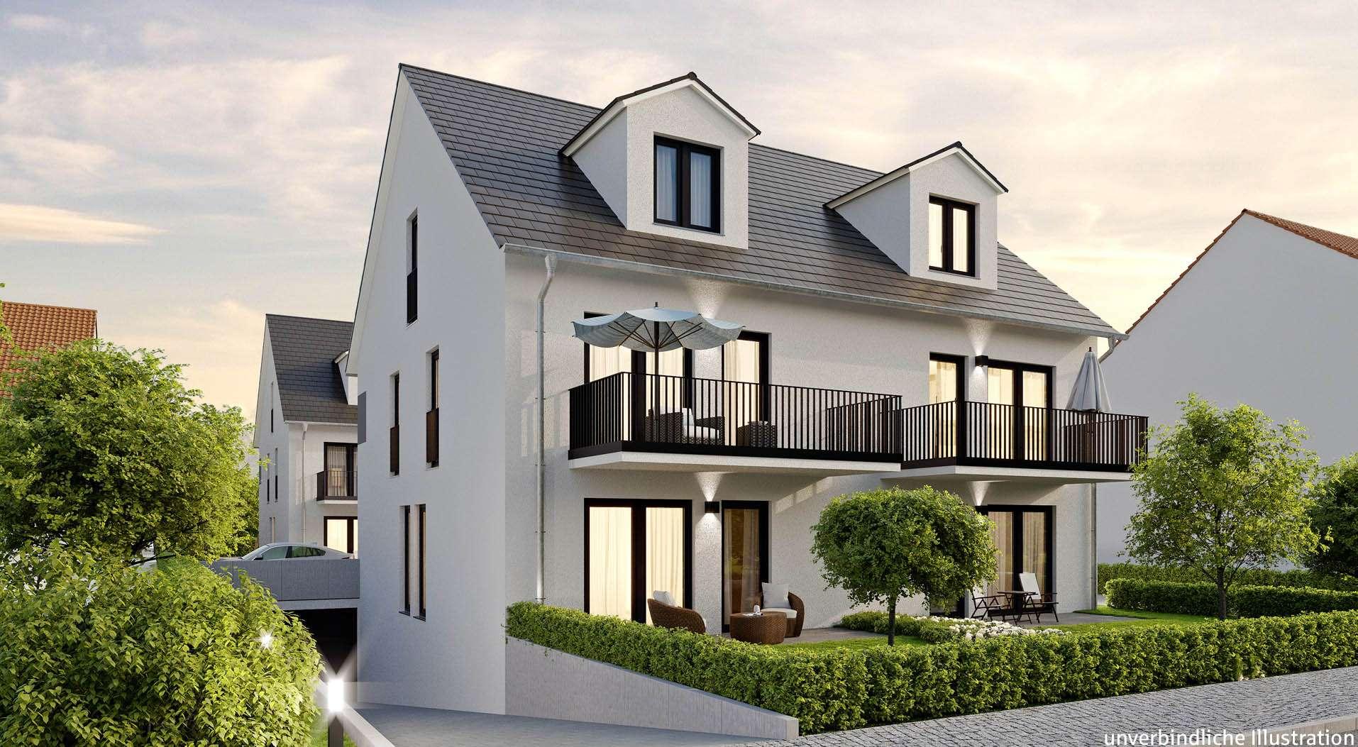 Moderne Neubauwohnungen in gewachsenem Wohngebiet!