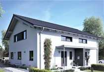 Charmante KfW 55 Neubau Doppelhaushälfte