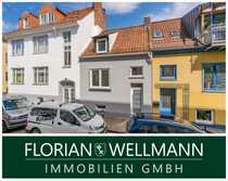 Bremen - Steintor Saniertes Reihenmittelhaus im