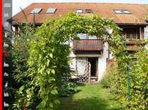 Vermietetes Reihenmittelhaus mit schönem Südgarten