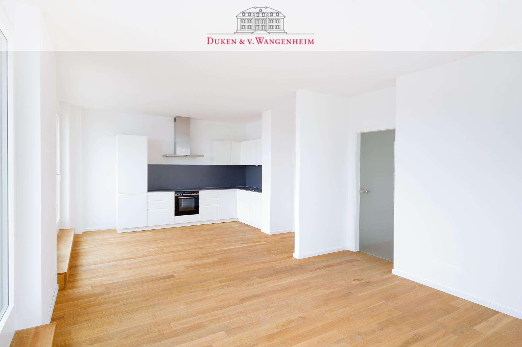 QUARTER CITY II 3 Zimmer Wohnung - Neubezug mit Terrasse