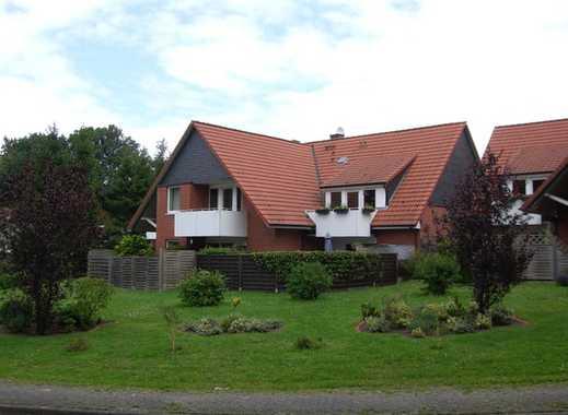 WEDEMARK, Negenborn, schöne 2 Zimmer-WHG mit großem Wohnzimmer und Terrasse