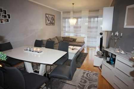 Neuwertige 2-Zimmer-Wohnung mit großem Balkon und Tiefgarage in Deggendorf in Deggendorf