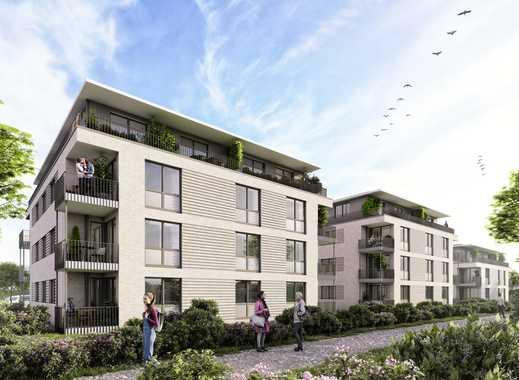 Schöne vier Zimmer Neubauwohnung in Bad Bramstedt - Erstbezug